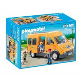 Playmobil - Autobus szkolny 6866
