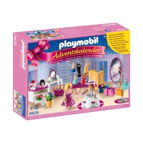 Playmobil - Kalendarz adwentowy - Przebieranie się na bal 6626