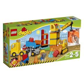 LEGO Duplo - Wielka budowa 10813