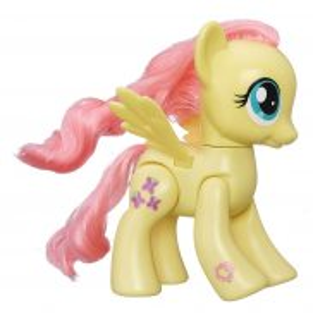 My Little Pony Explore Equestria - Aktywny kucyk Fluttershy B7294