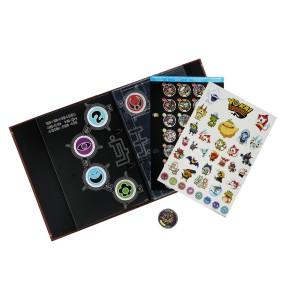 Yo-Kai Watch - Księga kolekcjonerska z medalionami B5945