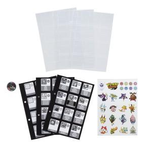 Yo-Kai Watch - Strony kolekcjonerskie z medalionem B6046