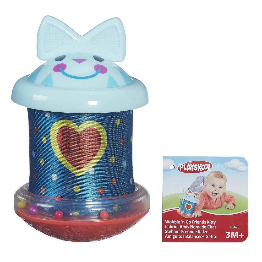 Hasbro Playskool - Wobble n Go Kiwaczek Kotek B2675