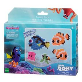 Aquabeads - Gdzie jest Dory Zestaw Nemo i przyjaciele 30108