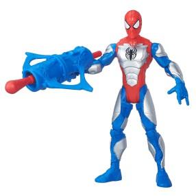 Hasbro Ultimate Spider-Man - Figurka 15 cm Uzbrojony Spider-Man B5876