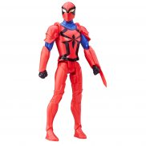 Hasbro Ultimate Spider-Man - Titan Hero Figurka 30 cm Spyder Knight B6736