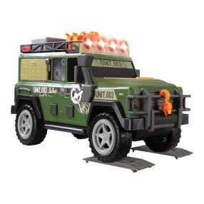 Dickie - Pojazd Straży Granicznej ze światłem i dźwiękiem 3308366