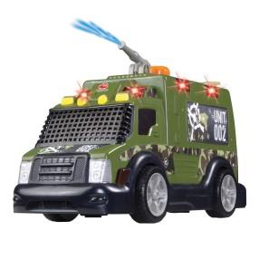 Dickie - Wóz wojskowy ze światłem i dźwiękiem 3308364