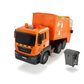 Dickie - Air Pump śmieciarka z pompką 3809000