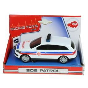 Dickie - SOS Patrol Ambulans 3712005 B