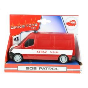 Dickie - SOS Patrol Wóz strażacki 3712005 A