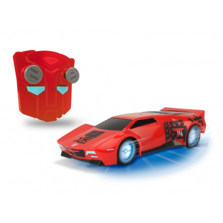 Dickie RC - Transformers Turbo Racer Sideswipe 3114001