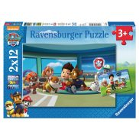 Ravensburger - Psi Patrol Puzzle 2 x 12 elem. 075980