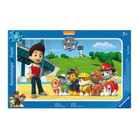 Ravensburger - Psi Patrol Przyjaciele Puzzle 15 elem. 061242