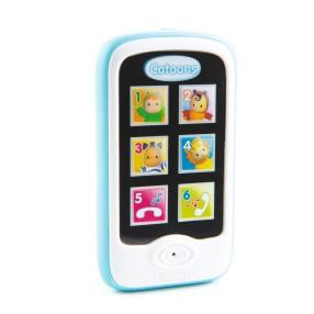 Smoby Cotoons - Smartphone Telefon Niebieski 110208 A
