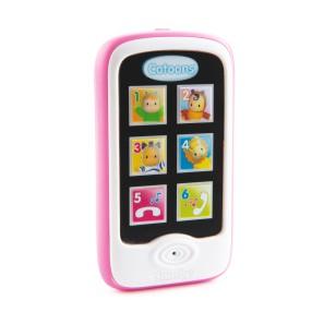 Smoby Cotoons - Smartphone Telefon Różowy 110208 B