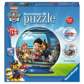 Ravensburger - Puzzle kuliste 3D Psi Patrol 72 elem. 121861