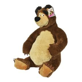 Simba Masza i Niedźwiedź - Maskotka Pluszowy Niedźwiedź Misza 50cm 9309894