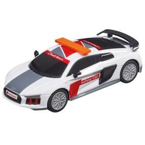 """Carrera GO!!! - Audi R8 V10 Plus """"Safety Car"""" 64063"""