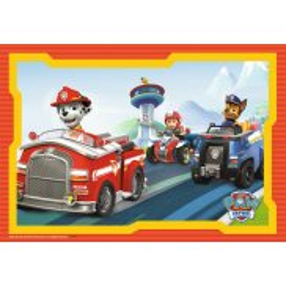 Ravensburger - Psi Patrol w akcji Puzzle 2 x 12 elem. 075911