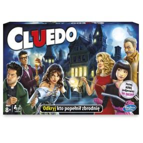 Hasbro - Gra Cluedo 38712