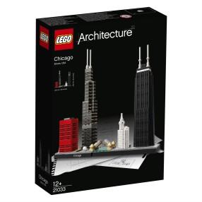 LEGO Architecture - Chicago 21033