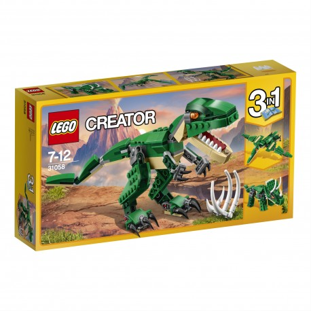 LEGO Creator - Potężne dinozaury 3w1 31058