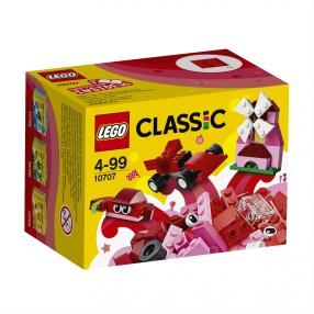 LEGO Classic - Czerwony zestaw kreatywny 10707