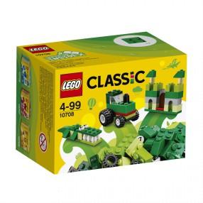 LEGO Classic - Zielony zestaw kreatywny 10708