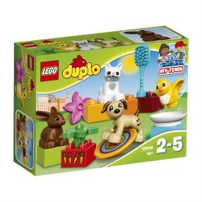 LEGO Duplo - Zwierzątka domowe 10838