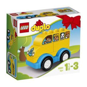 LEGO Duplo - Mój pierwszy autobus 10851