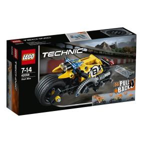 LEGO Technic - Kaskaderski motocykl 2w1 42058