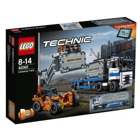 LEGO Technic - Plac przeładunkowy 2w1 42062