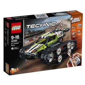 LEGO Technic - Zdalnie sterowana wyścigówka gąsienicowa 2w1 42065