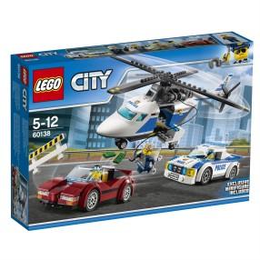 LEGO CITY - Szybki pościg 60138