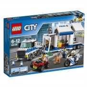 LEGO CITY - Mobilne centrum dowodzenia 60139