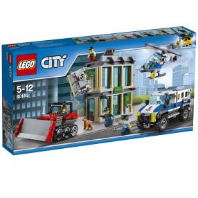 LEGO CITY - Włamanie buldożerem 60140