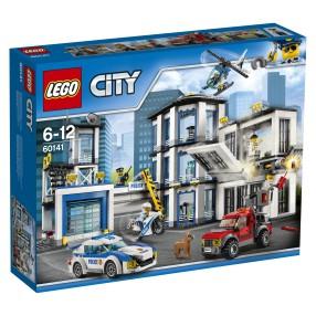 LEGO CITY - Posterunek policji 60141