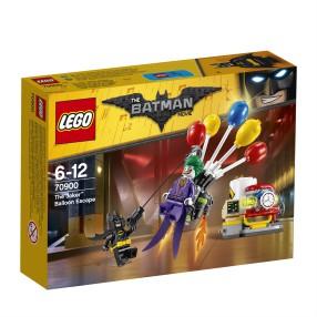 LEGO Batman - Balonowa ucieczka Jokera 70900