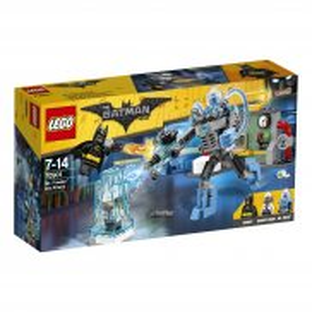 LEGO Batman - Lodowy atak Mr. Freeze'a 70901