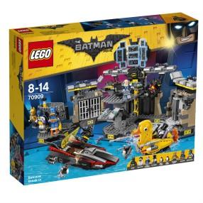 LEGO Batman - Włamanie do Jaskini Batmana 70909