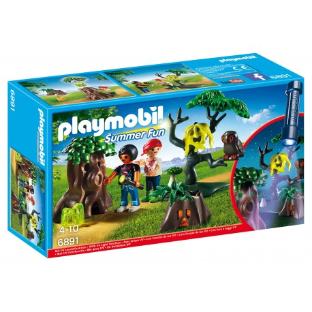 Playmobil - Nocna wyprawa 6891