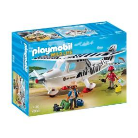 Playmobil - Samolot-Safari 6938