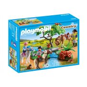 Playmobil - Przejażdżka konna 6947