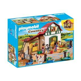 Playmobil - Stadnina kucyków 6927