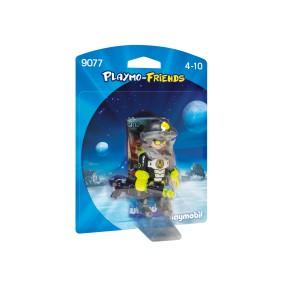 Playmobil - Nocny szpieg Mega Masters 9077