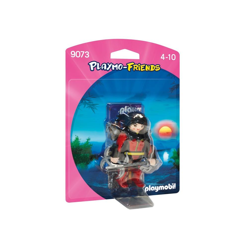 Playmobil - Wojowniczka z mieczami 9073