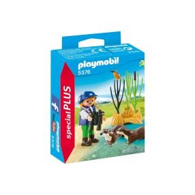 Playmobil - Obserwatorka wydr 5376
