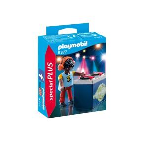 """Playmobil - DJ """"Z"""" 5377"""