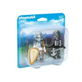 Playmobil - Duo Pack Pojedynek rycerzy 6847
